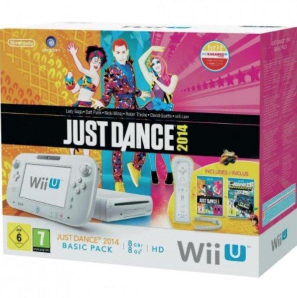 Nintendo Wii U Just Dance Basic Pack @amazon.it