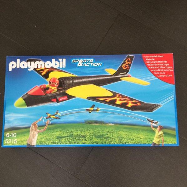 [Lokal Real Coesfeld] Playmobil 5215 Sports & Action Ultraleicht Flieger