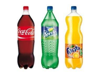 [Kaufland] Coca-Cola, Fanta, sprite, Mezzo Mix je 2L Flasche für 0,99€