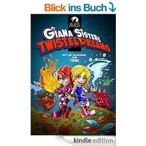 [Kindle Edition] Giana Sisters: Twisted Dreams Offizieller Comic Kostenlos