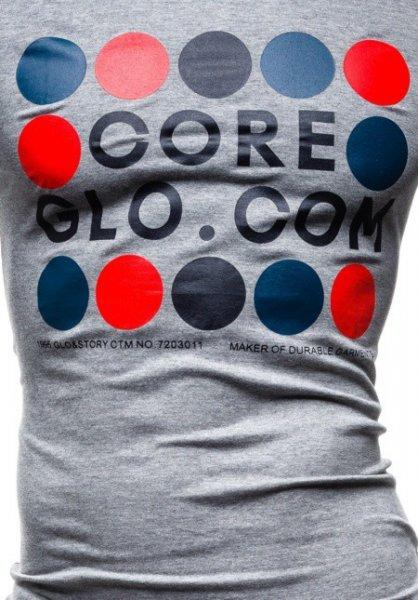 GLO-STORY Herren T-Shirt viele Modelle Motiv Kurzarm Aufdruck Shirt Print WOW