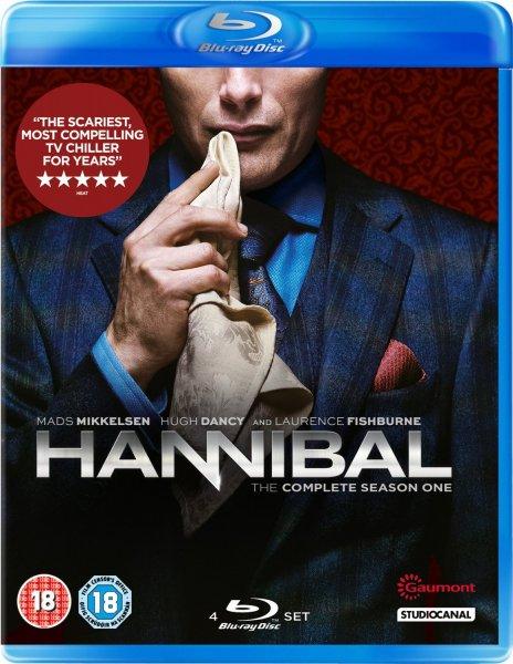 [Alphamovies.de] Hannibal Staffel 1 (Blu-ray) für 17,17€ (inkl. VSK)