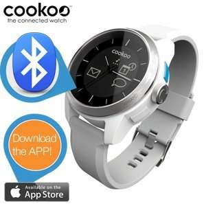 [ibood.de] CooKoo Bluetooth Smartwatch (CKW-SW002-01), Idealo.de ab 103,99€
