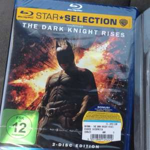 [lokal] MediaMarkt: Batman - The Dark Knight Rises (Blu-Ray) für 3,90€