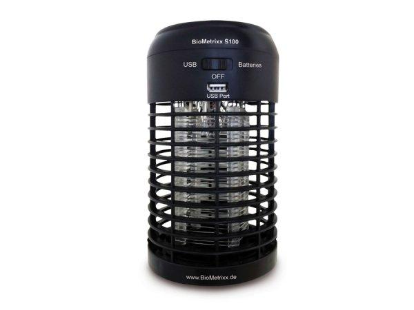 Insektenvernichter BioMetrixx S100 LED Brutzler 2x