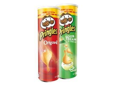 Pringles ab Mo, 21.7. bei Lidl nur 1.29€ statt 2.15€