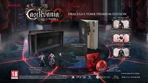 [PS3, XBox 360] Castlevania: Lords of Shadow 2 - Dracula's Tomb Premium Edition und andere gute Angebote @ zavvi