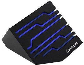 Lavolta SM-201 Bluetooth Speaker Mini Lautsprecher schwarz und weiß