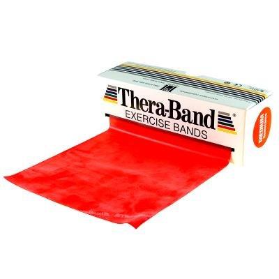 Original Thera-Band 2,5 Meter Rot (Mittel) für 7,68 € !