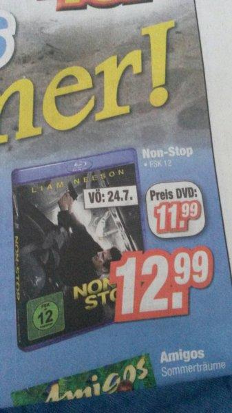 Non Stop Blu Ray für 12,99 € Expert Klein Gießen (Bundesweit?)