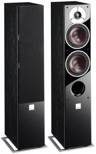 DALI Zensor 5 Stand-Lautsprecher schwarz - Paar[Amazon Warehouse]