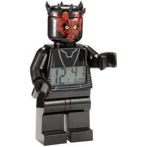 Darth Maul Lego Wecker - Star Wars