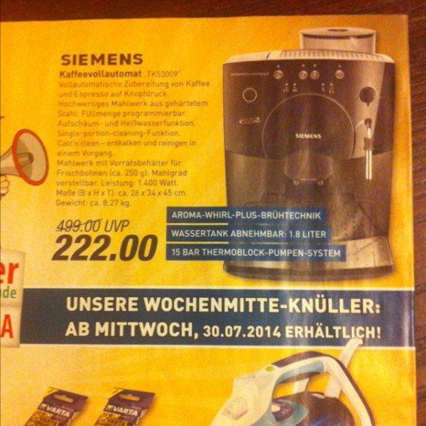 [Marktkauf, Lokal?] Siemens TK53009