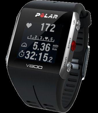 Polar V800 GPS Uhr inkl. Bluetooth Brustgurt für 359,95 €
