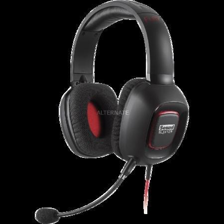 "Creative Headset ""Sound Blaster Tactic3D Fury"" 39,99€ @ ZackZack"