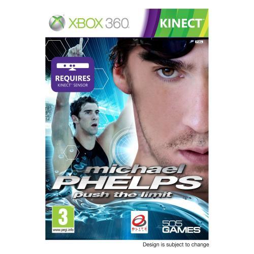 VORBESTELLUNG! Michael Phelps: Push the Limit Xbox360 (Kinect) für ca.19,39 € inkl.Versand