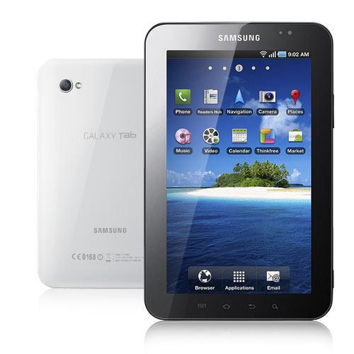 Samsung Galaxy Tab P1000 mit UMTS- und Telefonmodul ohne Vertrag