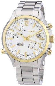 Timex IQ T2N945 Herren-Armbanduhr für 55€ @Amazon.co.uk