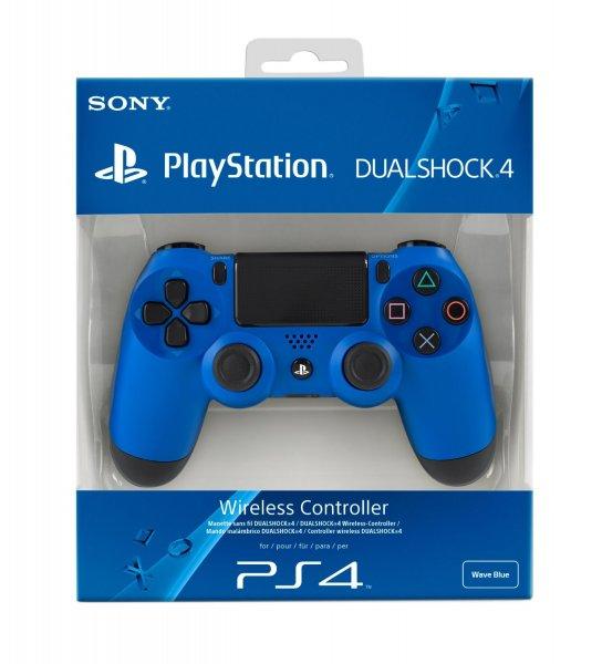 PlayStation® 4 DualShock® 4 Wireless Controller in blau für 59,99 €