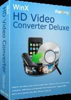 WinX HD Video Converter - Umwandler und YouTube-Downloader - Vollversion gratis