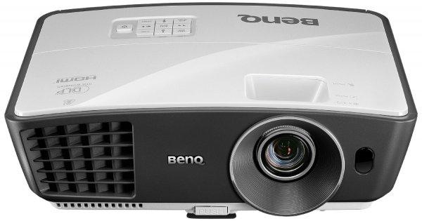 BenQ W750 DLP-Projektor (3D, Kontrast 13000:1, 1280 x 720 Pixel, 2500 ANSI Lumen, HDMI, USB)  @amazon 369€