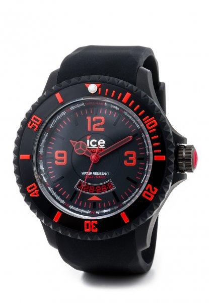 ICE-WATCH Herrenarmbanduhr Ice-Surf, Extra Big mit aktuellem Gutschein über 15€ für nur  41,80€ @Brands4friends