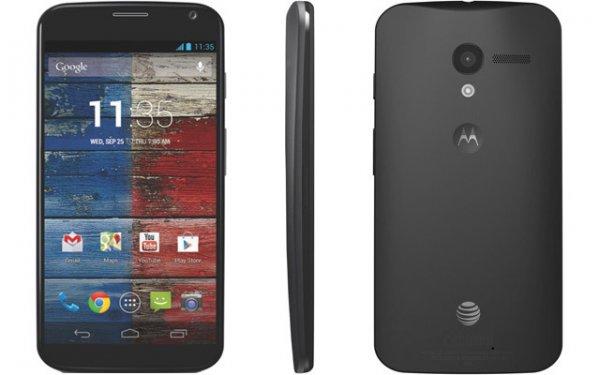 Motorola Moto X schwarz für 269€