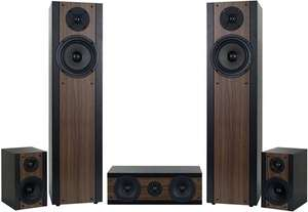 5.0 Lautsprechersystem Eltax S-30
