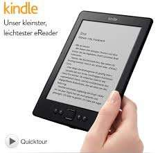 Kindle refurbished amazon.fr 29€ + ca. 5€ Versand