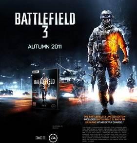 Battlefield 3 - Limited Edition für ca. 25,30 Euro mit Promo-Code