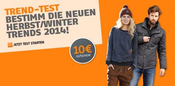 SportScheck 10€ Gutschein