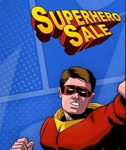 US PSN Store - Superhero Angebote u.a. LEGO Marvel Super Heroes (PS4) ab 7,80€
