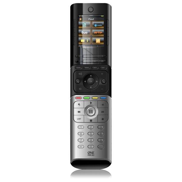 OneForAll Fernbedienung URC 8602 Xsight Colour @voelkner für 29.99€ (statt 74.90€)