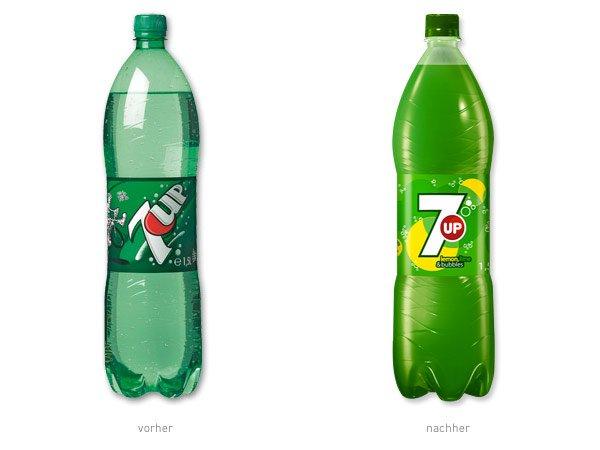50% auf bis zu 20 Flaschen a 1,5 Liter Mirinda und 7up bei Lidl durch Coupies
