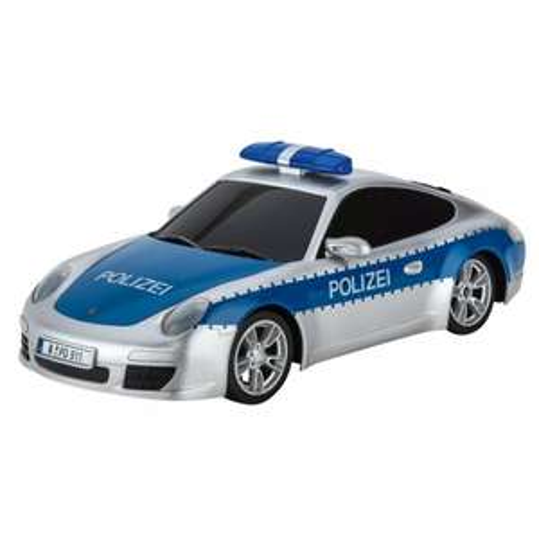 Spielzeugauto mit Fernbedienung: Carrera RC 370162006 - Polizei Porsche