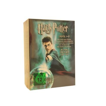 Harry Potter 1-5 Box für 9.99 € bei Rossmann
