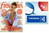 [payback] freundin 6-Monatsabo für €3,40