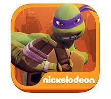Teenage Mutant Ninja Turtles - Rooftop Run (iOS)