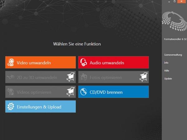 PC-WELT verschenkt Formatwandler 6 SE