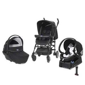 "Kombikinderwagen-Set ""Trio-System Living Smart"" inkl. Isofix-Basis von CHICCO Design 2014"
