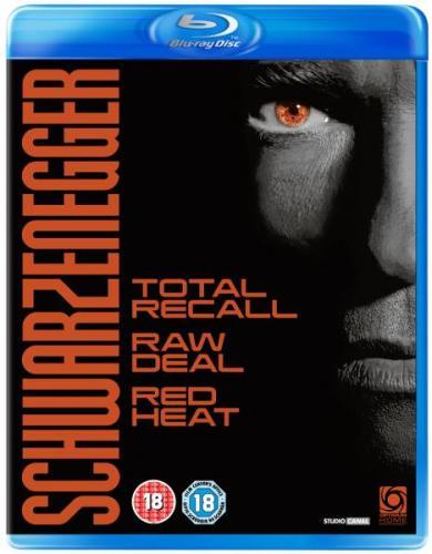 Robocop Trilogy oder Schwarzenegger Triple (Total Recall / Red Heat /Der City Hai) [3x Blu-ray] für je ~15.89€  @ thehut