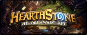 Hearthstone Heroes of Warcraft CardPack für 1,00 €