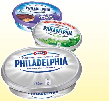 Philadelphia Frischkäse im Penny für 0,88€ ab 08.08.