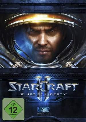 Starcraft 2 Wings of Liberty bei Müller (Offline)