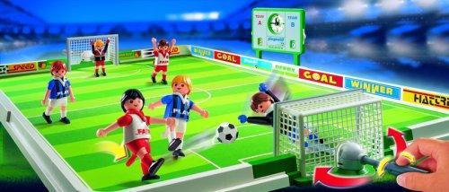 Playmobil Fußballstadion ab morgen bei Real (offline)