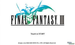 (Android) Final Fantasy 3 & 4 50%