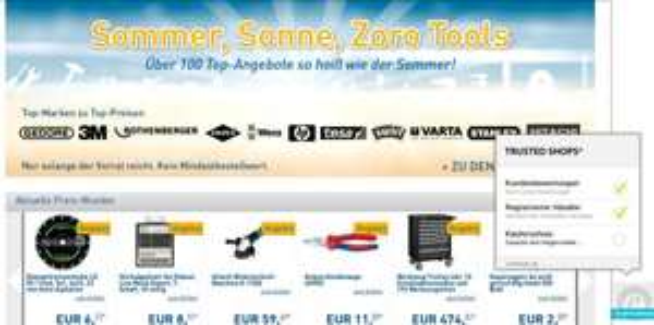 Zorotools.de Sammeldeal - Schnapper aus allen Bereichen.  Baumarkt / Elektronik / Büro / Reinigung ....