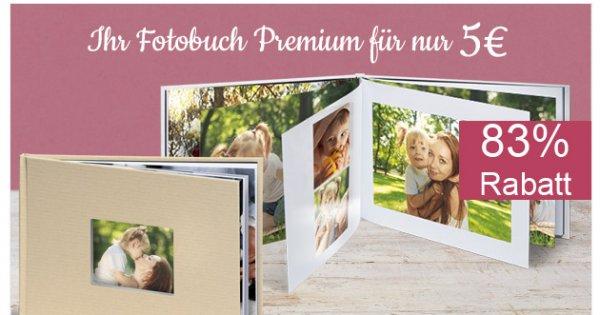 Fotobuch Premium A4 24 Seiten 5€ + 5,95 Versand