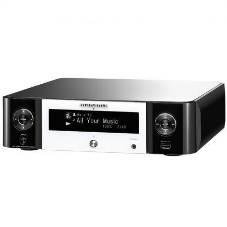 Marantz M-CR510 Weiß Netzwerk-Receiver für 229€