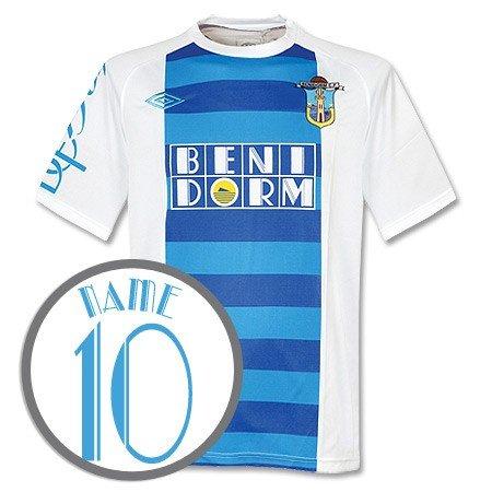 Fußballtrikot Benidorm CF STARK reduziert